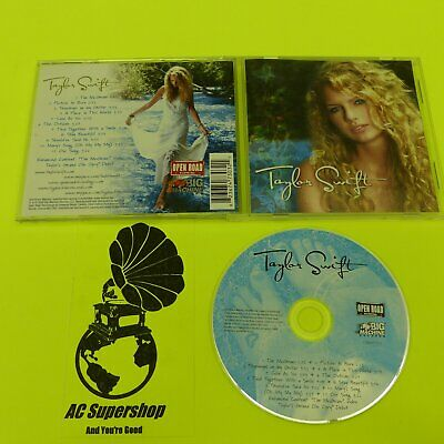 Taylor Swift self titled - CD Compact Disc