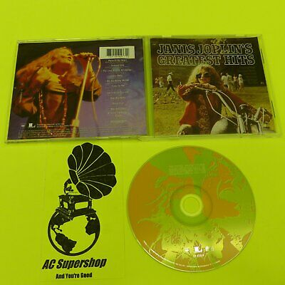 Janis Joplin greatest hits - CD Compact Disc