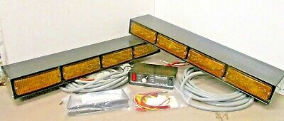 Whelen  TA4437M  Two Piece Traffic Advisor System with Control Head   New In Box