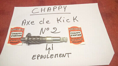 Chappy Axe De Kick
