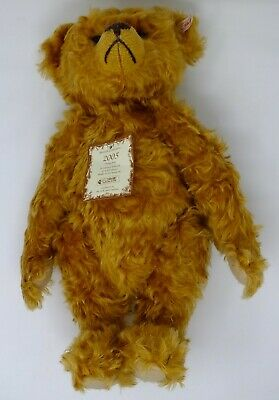 Steiff teddy bear British Collectors 2005 Limited Edition brown