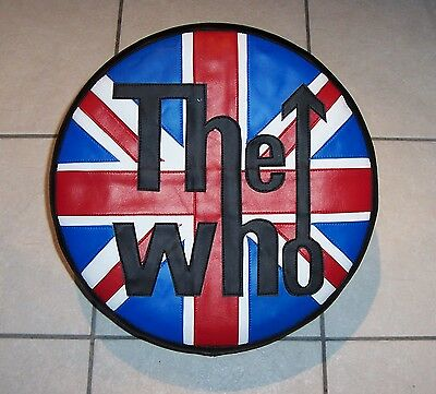 The Who/Union Jack Scooter Wheel Cover
