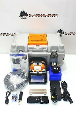 Sumitomo TYPE-72C HD Core Aligning Fusion splicer W/ FC-6RS Cleaver 1220 count