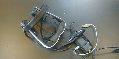 UNUSED Zeiss Cinemizer OLED video glasses w/ headphones & cables