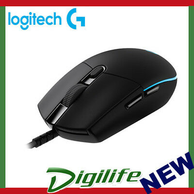 Logitech G Pro Gaming RGB Optical Mouse 16K Hero Sensor 910-005442