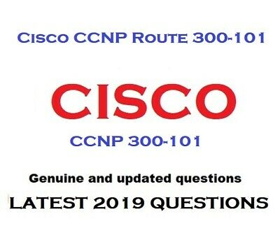 ccnp route 300-101 questions and solutions