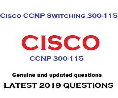 ccnp switching 300-115 questions and solutions