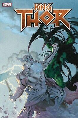 King Thor #2 (Of 4) Marvel Comics   10/16  Free Shipping Read Details