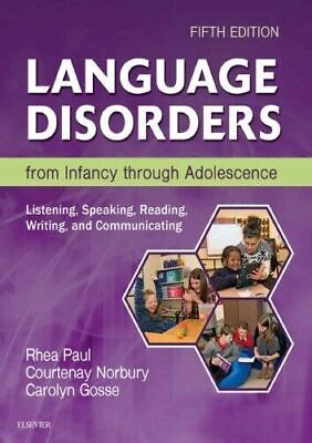 (e-copy) Language Disorders from Infancy through Adolescence 5th Edition