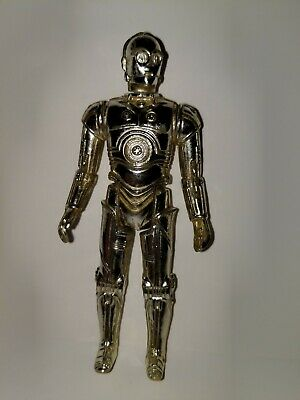 Vintage Loose 1977 Star Wars: A New Hope C-3PO Droid Action Figure