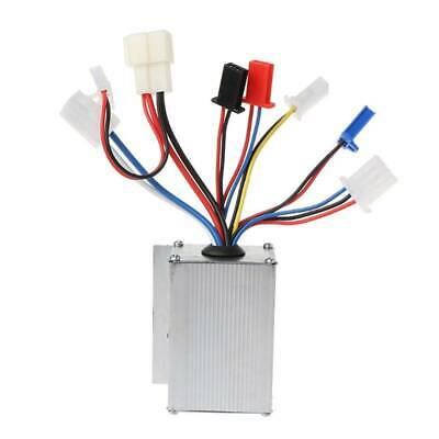DC 24V 21A 250W Motor Speed Brush Controller For Electric Bicycle Bike Scooter