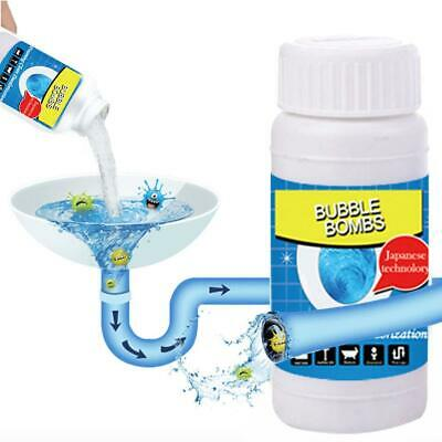 Powerful Sink & Drain Cleaner Pipe Dredging Agent Drainage Powder Strainer Drain