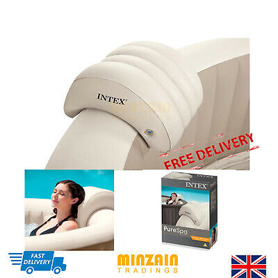 Hot Tubs Original Spa Head Pillow Rest For All Lay-Z Intex Pure Spa Removable Inflatable