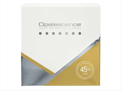 Opalescence Quick PF 45% Office Whitener, Econo Refill: 20 - 1.2 ml Syringes