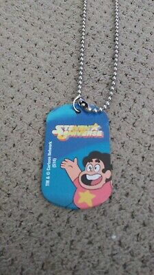 Steven Universe Blind Bag Sealed Dog Tags Stickers and Collector Sheet