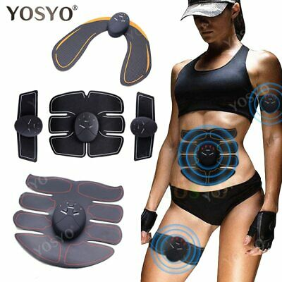 Unisex Smart EMS Muscle Trainer Electric Muscle Stimulator Wireless Buttocks Hip