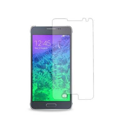 Reiko Samsung Galaxy Alpha Two Pieces Screen Protector In Clear