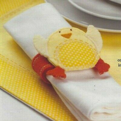 Easter Chick Sewing Pattern (b1m8c75)