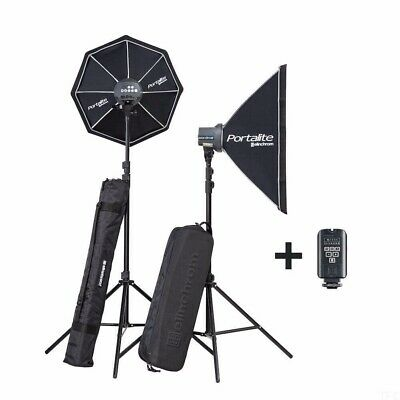 Elinchrom D-Lite RX One/One Softbox To Go Set / RRP £550