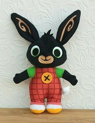 """Bing Bunny 7"""" Plush Soft Toy Genuine Fisher Price NEW See Description"""