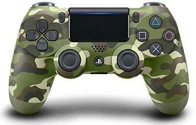 NEW Sony Playstation PS4 Dualshock4 2ndGen Wireless Controller Green Camouflage