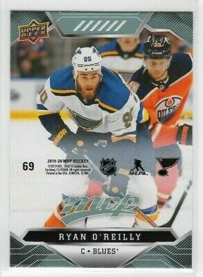 Ryan O'Reilly 19-20 Upper Deck MVP Puzzle Piece #69 St. Louis Blues