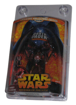 Star Wars Revenge of The Sith Lava Darth Vader Target Exclusive Figure
