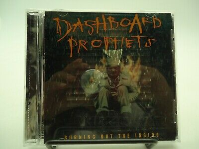 Dashboard Prophets Burning Out the Inside CD Like New
