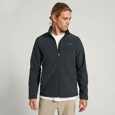 NEW Kathmandu Arbury Mens Wind Resistant Water Repellent Softshell Jacket v4