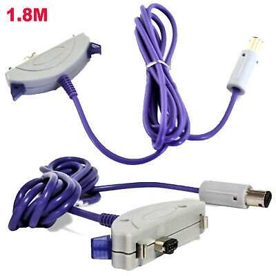 Game Link Cable Adapter Replace for Nintendo Game Boy Advance GAMECUBE TO GBA MV