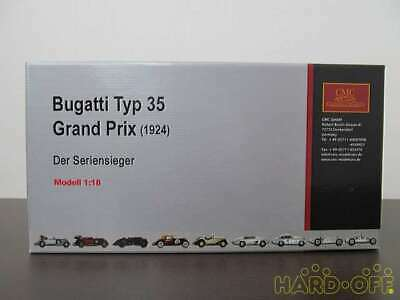 Cmc Bugatti Typ35 Grand Prix 1924 1 18 Scale Car