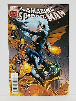 The Amazing Spider-Man #651 - Marvel February 2011 - actual pictures - 9.6 NM+