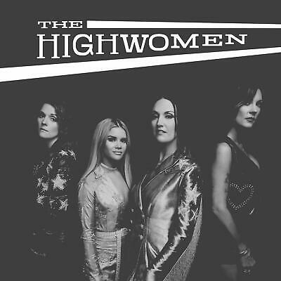 The Highwomen Highwomen CD ROCK LOW COUNTRY SOUND new FREE SHIPPING