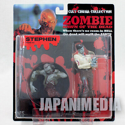 Zombie Dawn of the Dead Stephen Figure Cult Cinema Collection