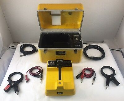 Dynatel/3M Cable Locator 500 Ships today with warranty