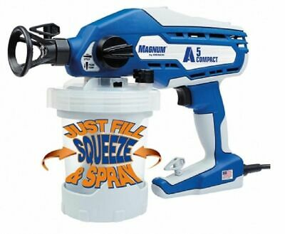GRACO MAGNUM A5 COMPACT Pistolet peinture airless haute pression *NEUF*