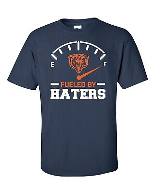 Chicago Bears Fueled By Haters S-5XL t-shirt Trubisky Khalil Mack football