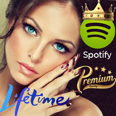 Spotify Premium Lifetime Warranty Private Support