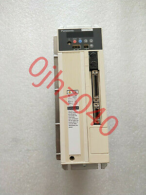 1PC used Panasonic MSDA153A1A servo drive tested