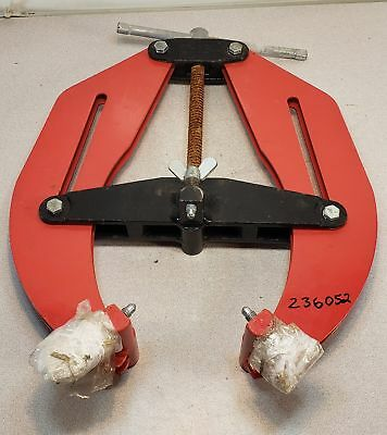 """B&B Pipe Tools 1222 5""""-12"""" PDQ Pipe Clamp"""