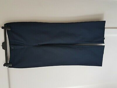 New Without Tag Debenhams Back to School girls adjustable waist Trouser Age 11 Y