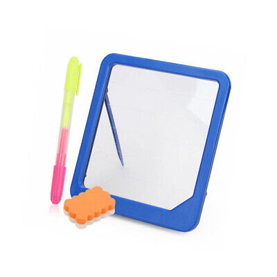 Kids Sensory LED Light Up Drawing/Writing Board Toys for Special Need Autism ASD