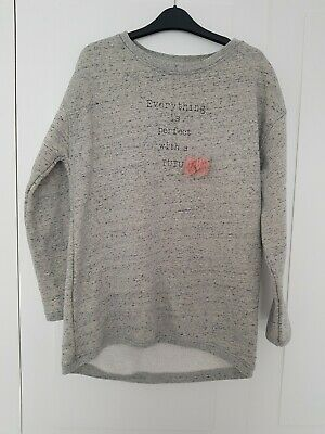 Girls Zara Jumper Age 11-12 Years