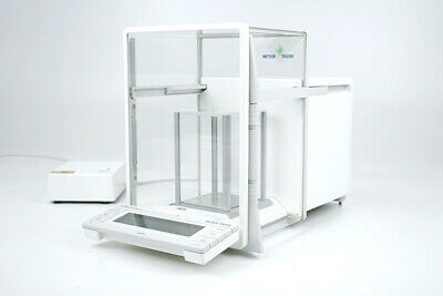 Mettler Toledo AT261 Analysenwaage Analytical Balance 205g 0.0001g 0.01mg