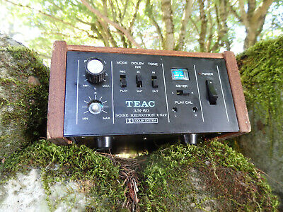 TEAC AN-80 DOLBY Unit Manual/Calibration Tape - $20 00