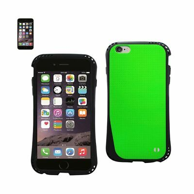 Reiko Iphone 6 Dropproof Air Cushion Case With Chain Hole In Green