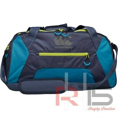 Rugby Bolso Deportivo Marca Ccc Canterbury Color Azul/Lima