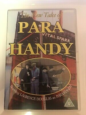 The New Tales Of Para Handy UK Region 2 DVD - Free Postage