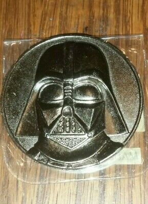 """2005 California Lottery Promo Star Wars Darth Vader Coin! 13/4"""" Mint! Brand New!"""