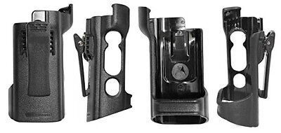 Motorola PMLN5880A 2-Way Radio Carry Holster w/Clip Fits APX6000/8000 XE